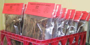 Barrons Creek Beef Jerky